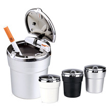 auto ceramic ashtray with lid