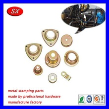 Custom stamping small parts,metal copper Stamping part for electronic spare part