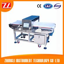 Conveyor Belt Food Security metal Detector for food industry