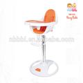 Hotel de Metal do bebê / crianças swivel alta cadeira banquinho de bar