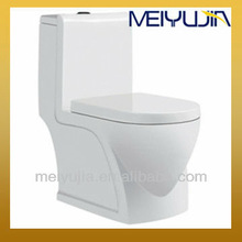 Sanitary ware middle east design ceramic bathroom toilet water closet