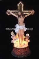 Resin Religious Figure, Resin Jesus Model, Custom Religious Statue