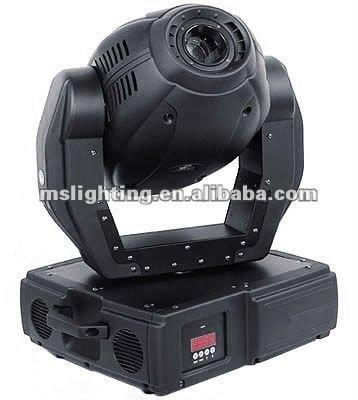 mhs 575a 575w cabeza móvil spot luces para la venta