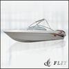 FLIT double engine 1500cc ce approved fiberglass boat