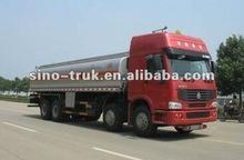 2013 best selling 35m3 fuel tanker truck