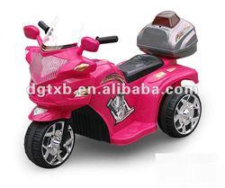 6v Astro- Police three wheel motorcycle trike 818