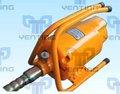 220v vibrador motor para bomba de betão