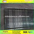 Riscaldamento a pavimento rete metallica saldata galvanizzata/saldato della rete metallica