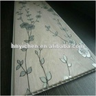 lamination artistic pvc panels and ceilings for house decoration