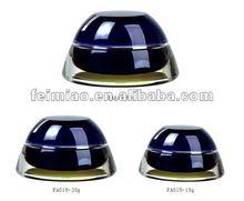 Shining&Luxury Acrylic Cream Jar Cosmetic packaging jars
