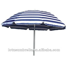 "34""/48""*8k/12k rainbow color UV proof beach umbrella"