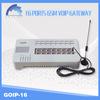 Quad brands multi port GOIP gsm voip gateway SIP ,gsm gateway