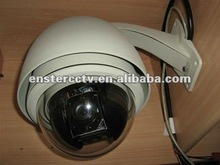 PTZ camera/High speed dome camera/IP wired PTZ camera with IR function