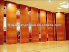 Interior decorative movable partition