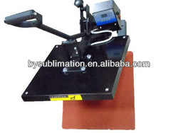 2013 New Ordinary Flat Heat Press Transfer Machine for t-shirt