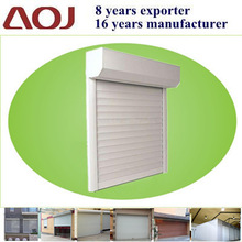 automatic security aluminium window roller shutter