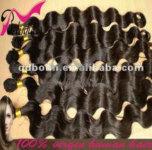 Alibaba China qdbolin Top Quality Grade 5a Cheap Body Wave Virgin Brazilian Hair Extensions Accept Paypal Alibaba China