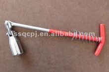T spark plug tire repair tools
