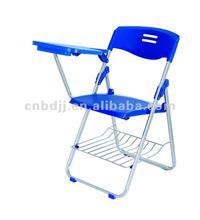 simple designed metal classroom folding chair