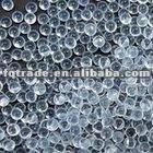 Sandblasting glass beads grit