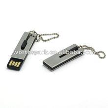 mini metal USB flash drive