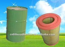 Soft polyurethane foam for air filter