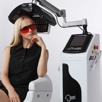 Ht650 Laser hair growth machine Hair restoration (CE,ISO13485 since1994)