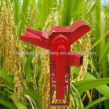 Small rice and wheat thresher