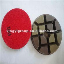 80mm concrete polishing pad resin