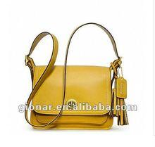 2013 Hot selling women italian brand handbag