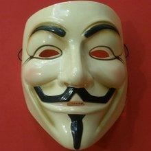 2012 hot sale v for vendetta masks for halloween