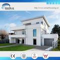 Maison européenne en villa préfabriquée à exporter