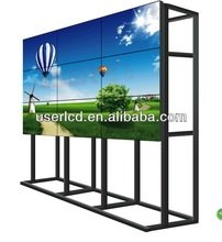 46 inch super narrow bezel lcd video wall