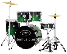 lacquer drum set JW225-TF musical instrument