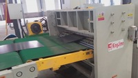 High speed and oil pressure steel strip/coil cutting equipment