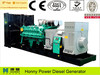 800kW-2400kW High Voltage Power Generator