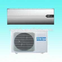 Air Conditioner ductless split series (7000BTU to 36000BTU, R22/R410a, 50HZ/60HZ)