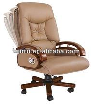button tufted executive soft foam chair 931