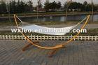 Wooden hammock ,portable fabric hammock,