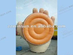 Attractive CE Certificate inflatable tire advertising
