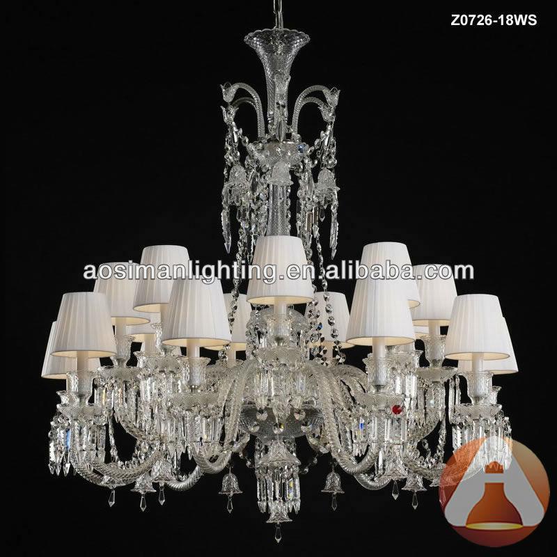 18 light baccarat lustre cristal buy baccarat lustre zenith chandelier fren - Lustre pampilles cristal ...