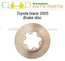 brake rotor disc # brake disc for toyota hiace # break disc 43512-26190