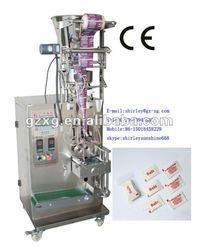 Automatic sachet granule packaging machine small packs