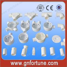 Wholesale Bulk Electrical Pipe PVC Fittings
