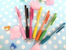 High quality slogan plastic fat pen&smooth fast writing ball pen