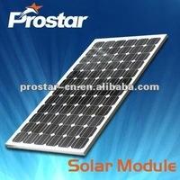 flexible and cheap solar panel mono 100w