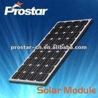 high quality 100w 24v solar panel