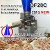 Artificial dumplings DF28C-23635mould quick frozen dumpling machine