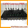 NEW arrive GSM Gateway PBX for call center with one open telephone number