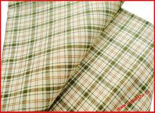 Yarn Dyed Cotton Checks Fabrics for Men's shirting fabric